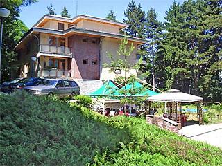 Хотел Романтика, Костенец