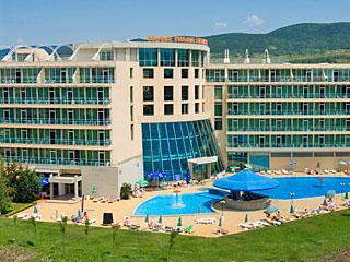 Хотел Ивана Палас, Слънчев бряг