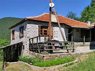 Еренджиковата къща, Кръстатица