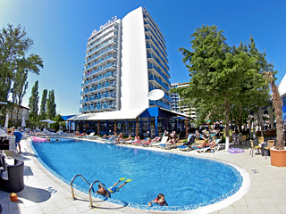Хотел Палас, Слънчев бряг