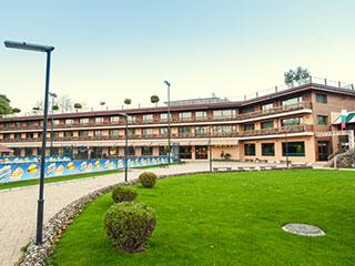 Парк Хотел Изида, градски парк Св. Георги, Добрич