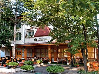 Хотел Ресторант Златна котва, Язовир Копринка