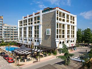 Хотел Вавилон, Слънчев бряг