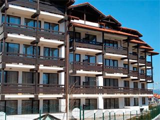 Хотел Сънрайз Парк и Спа, местност Парцалето, кв. Глазне, Банско