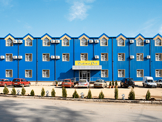 "Хотел Дипломат Парк, ул. ""Христо Ботев"" 37, Луковит"