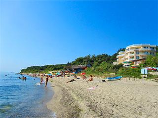 Хотел Албиция, м. Прибой, Варна