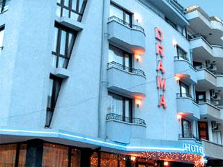 """Хотел Драма, ул. """"Драма"""" 10A, Бургас"""