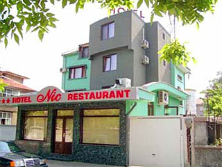 "Хотел Ник, ул. ""Захари Стоянов"" 6, Асеновград"