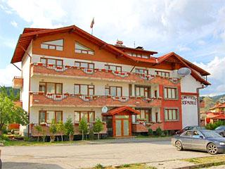 Хотелски Комплекс Здравец, Белица